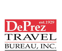 Logo DePrez Corporate Travel